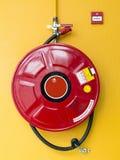 火警和保护 免版税库存图片