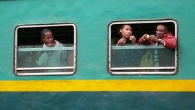 火车。马达加斯加 库存照片