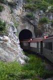火车乘驾 免版税库存图片