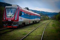 火车和旅行 免版税库存照片