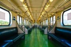 火车支架在台湾 免版税库存图片
