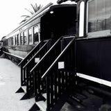 火车旅馆 库存图片