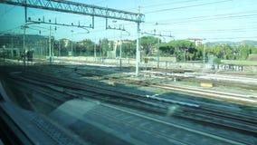 从火车的窗口观看  股票视频