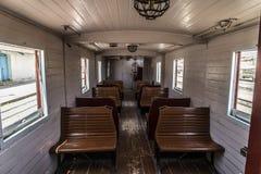 火车突尼斯 免版税库存图片