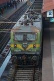 火车站在Gaya,印度 库存图片