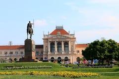 火车站萨格勒布 库存图片