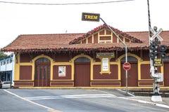火车站 库存照片