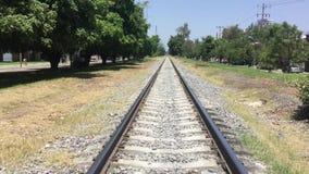 火车线 影视素材