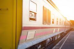 火车 免版税库存照片
