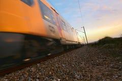 火车 免版税图库摄影