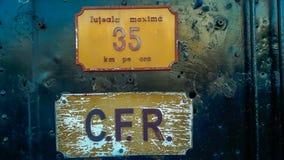 火车CFR 库存图片