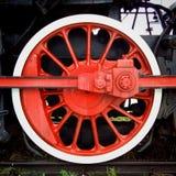 火轮的轮子 免版税库存图片