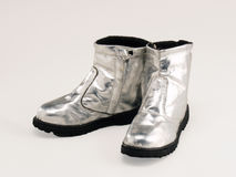 火鞋类保护 免版税库存照片