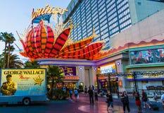 火鸟旅馆和赌博的地方 免版税图库摄影