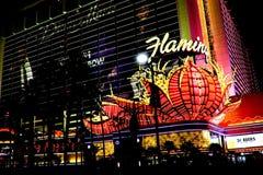 火鸟赌博娱乐场手段的外视图 免版税图库摄影