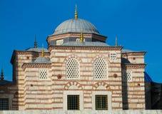 火鸡的清真寺 图库摄影
