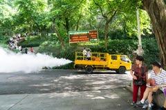 灭绝车 免版税图库摄影