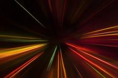 灯光管制线 免版税图库摄影