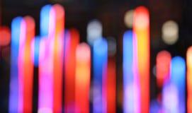 灯光管制线 免版税库存照片