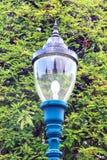 灯在王宫 库存图片