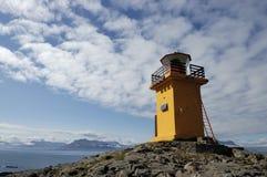 灯塔。 免版税库存图片