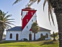 灯塔在开普敦,南非 免版税库存照片