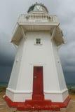 灯塔,新西兰 免版税库存照片