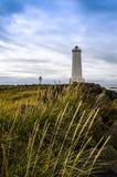 灯塔, Akranes,冰岛 免版税库存照片