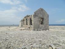 灯塔破坏华盛顿slagbaai公园博内尔岛 库存图片
