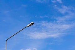灯柱 免版税库存图片