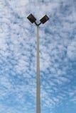 灯柱 库存图片