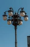 灯笼中央寺院米兰 免版税库存图片