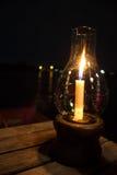 灯笼晚上 库存图片
