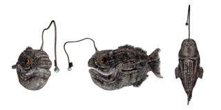 灯笼鱼 向量例证