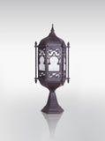 灯笼/Ramadan概念包括的裁减路线 免版税库存图片