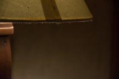 灯罩背景 库存图片