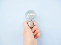 灯黏浆状物质  免版税库存图片
