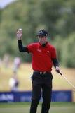 灰俱乐部欧洲高尔夫球肯特伦敦开放pga 免版税库存图片