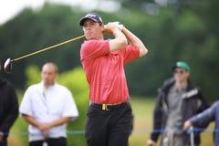 灰俱乐部欧洲高尔夫球肯特伦敦开放pga 库存图片