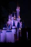 灰姑娘的城堡 免版税图库摄影