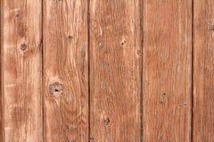 灰棕色被绘的被风化的云杉的板条纹理 库存图片