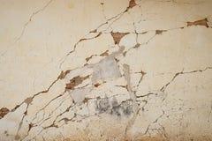 灰浆墙壁 免版税库存图片