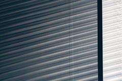 灰色和白色条纹 免版税库存图片
