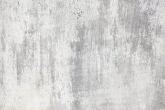 灰色和白水泥背景 库存图片