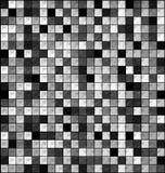 灰色块的色的图象 库存例证