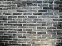 灰色墙壁由石膏石头制成 免版税库存图片