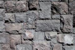 灰色墙壁纹理,岩石背景 免版税图库摄影