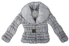 灰色夹克 免版税库存图片