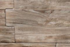 灰色或棕色木纹理 免版税库存图片