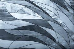 灰色抽象形状 库存图片